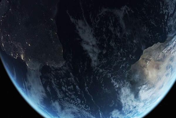 Hidden Universe IMAX 3D – Pre-title excerpt